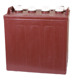New Trojan T-875  8 Volt Deep Cycle Golf Cart Battery Free Delivery to many locations in the Northeast.
