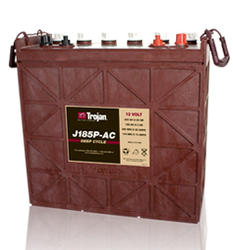 Trojan J185P-AC Deep Cycle Battery Free Delivery most locations in the lower 48*.