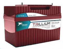 TR 12.8-110 Lithium Ion Battery