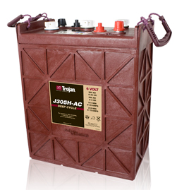 Trojan J305H-AC Deep Cycle Battery Free Delivery