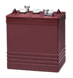 Trojan T-125  Deep Cycle Battery, Free Delivery to many locations in the Northeast.