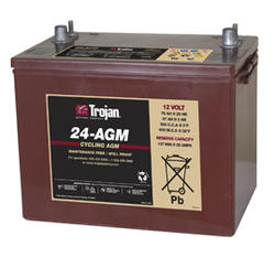 Trojan Group 24 AGM  Battery Free Delivery to many locations in the Northeast.