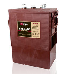 Trojan L16E-AC Deep Cycle Battery, Free Delivery to many locations in the Northeast.